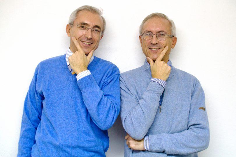 Giorgio e Alberto Ripa