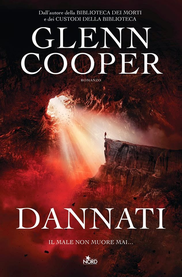 Dannati - Il Male non muore mai Book Cover