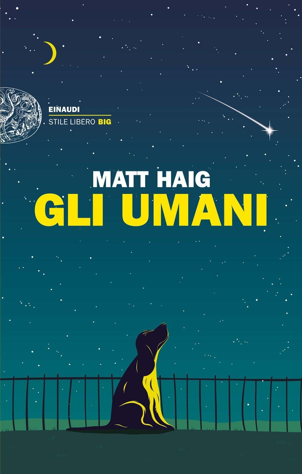 Gli umani Book Cover