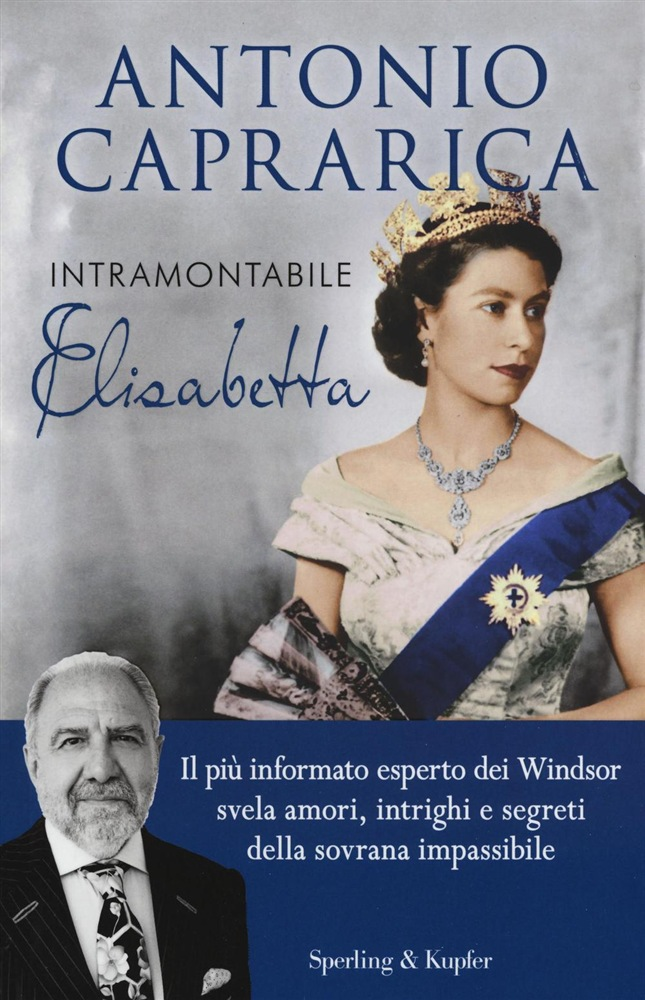 Intramontabile Elisabetta Book Cover