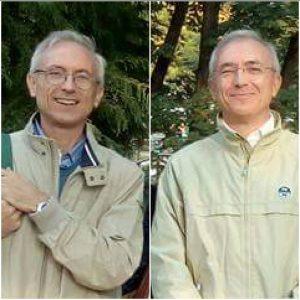 Alberto e Giorgio Ripa