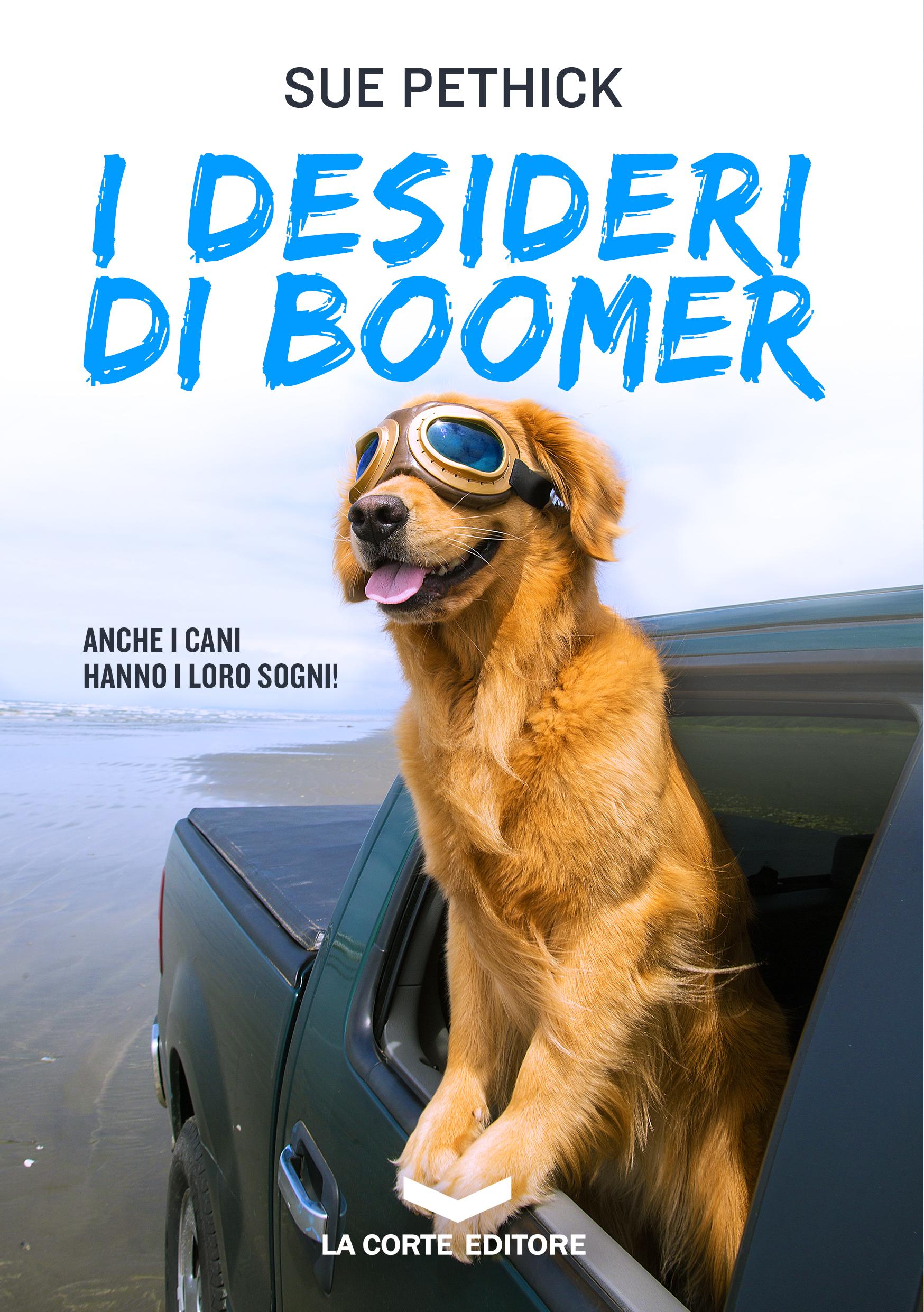 I desideri di Boomer Book Cover
