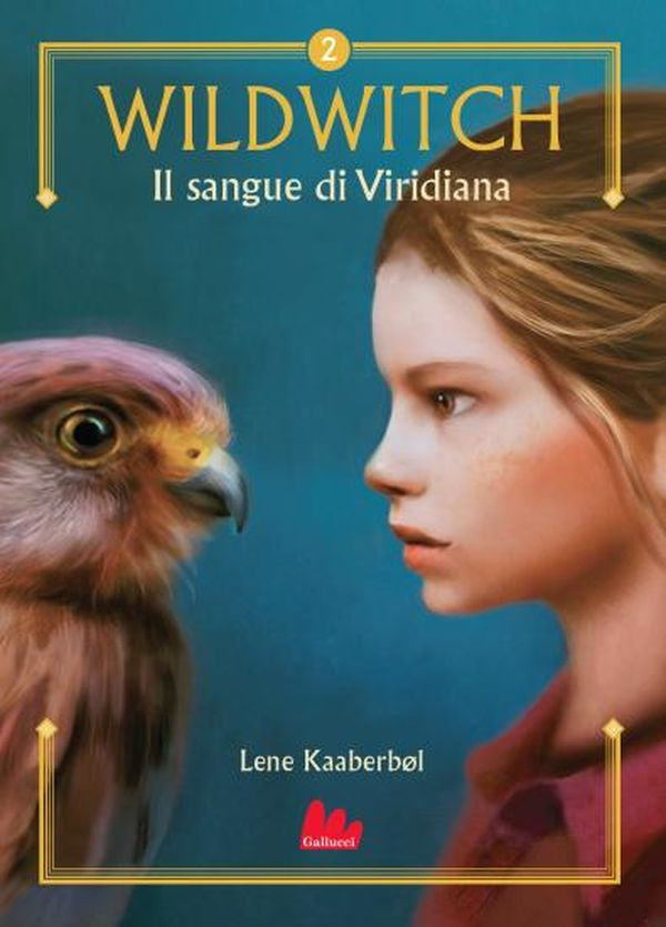 Wildwitch. Il sangue di Viridiana Book Cover