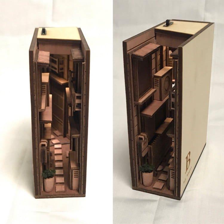 fermalibri-diorama