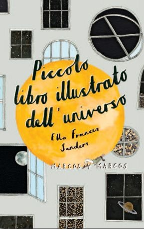 Piccolo libro illustrato dell'Universo Book Cover
